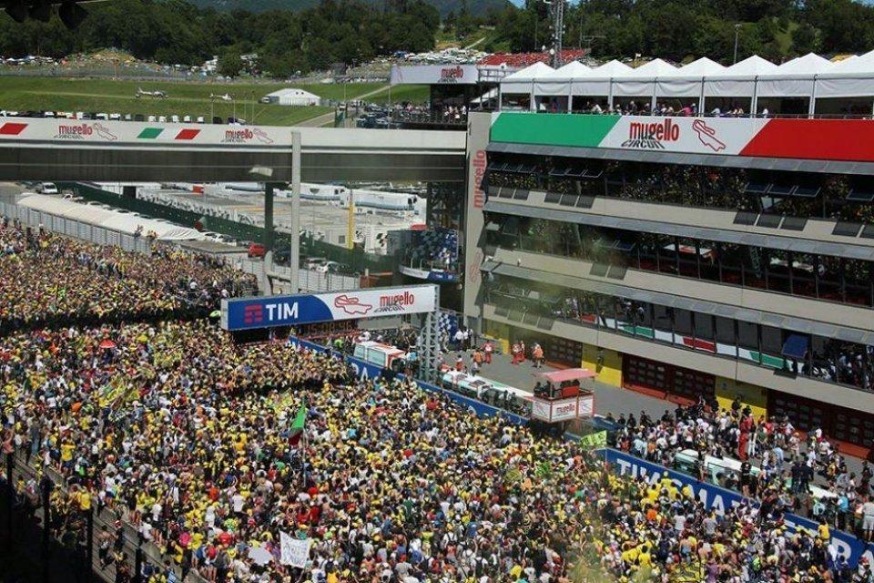 MotoGP: GP d'Italia, Mugello: gli orari in tv su Sky e TV8