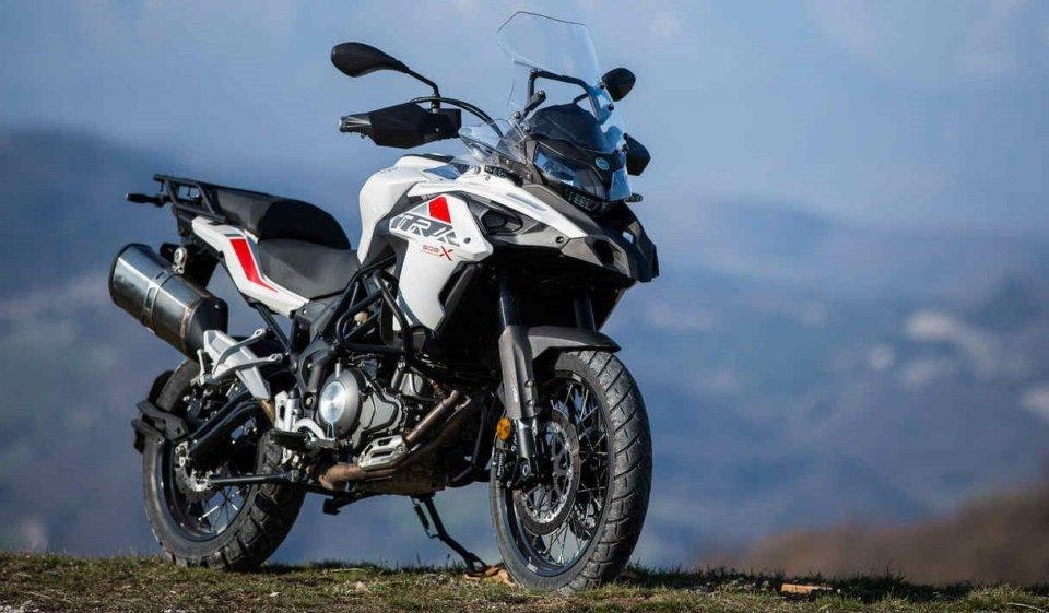 Moto - News: Mercato moto, Aprile +14,6%: Benelli quasi a podio, balzo di Guzzi