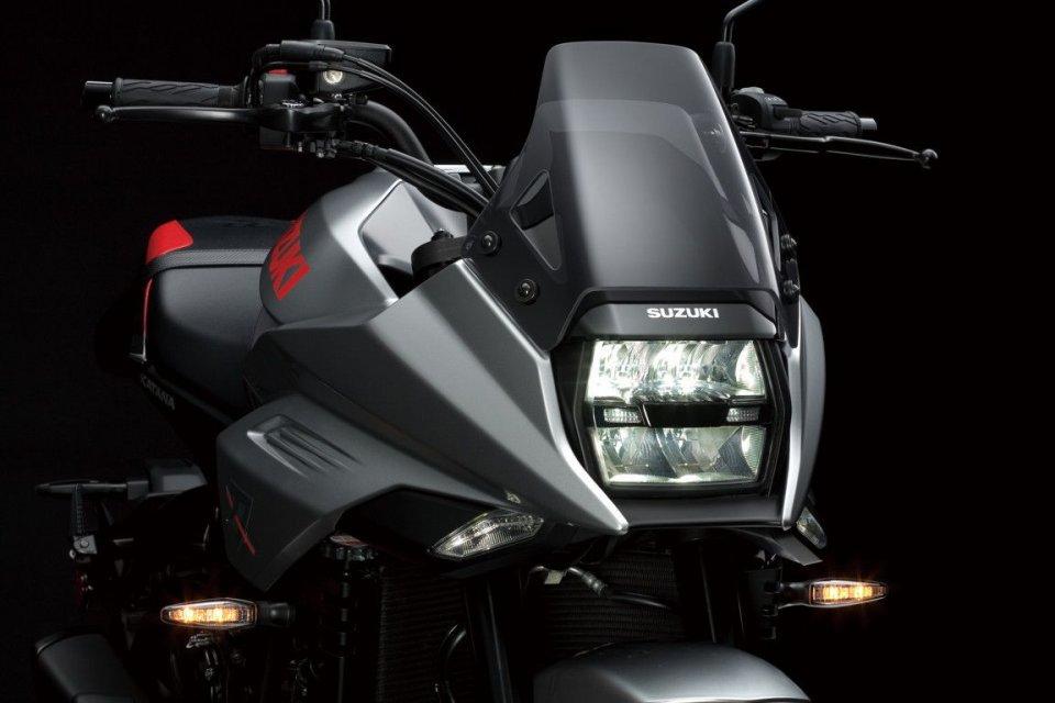 "Moto - News: Suzuki: la Katana diventa più raffinata con la ""Jindachi"""