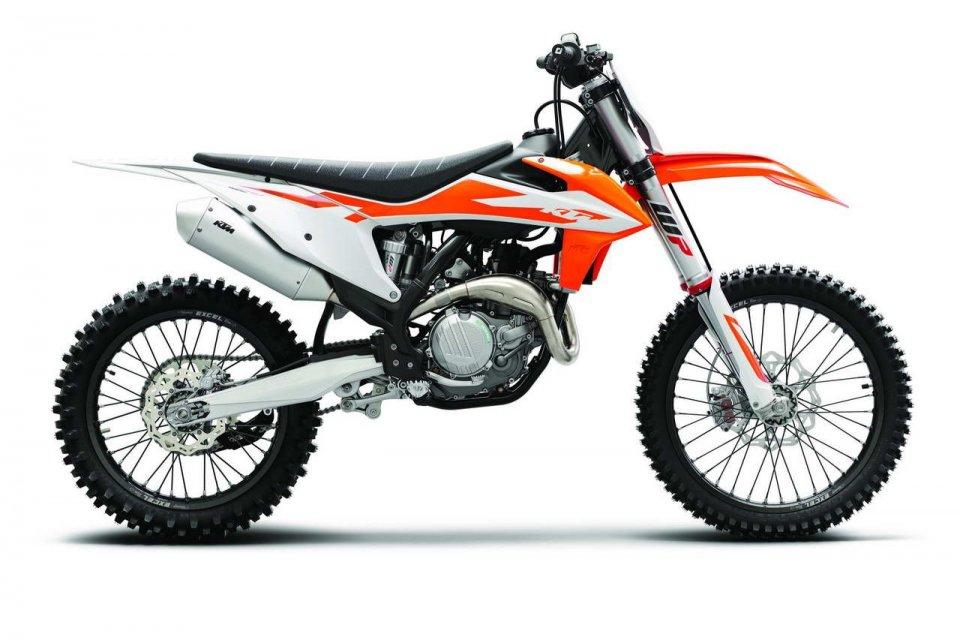 Moto - News: KTM: gamma SX 2020. Cross per grandi e piccini