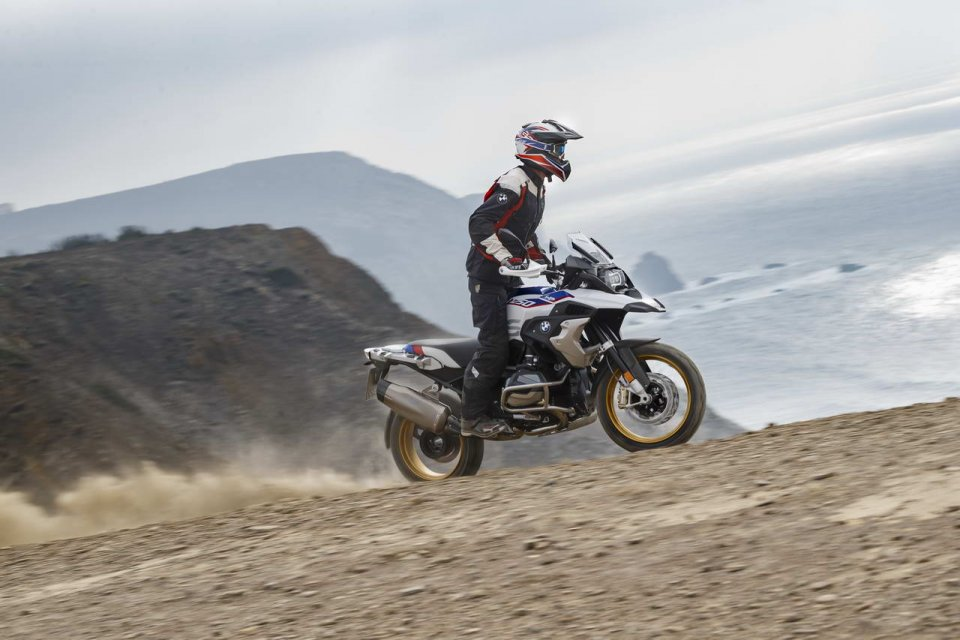 Moto - News: BMW Motorrad GS Academy 2019: enduro, cucina e panorami