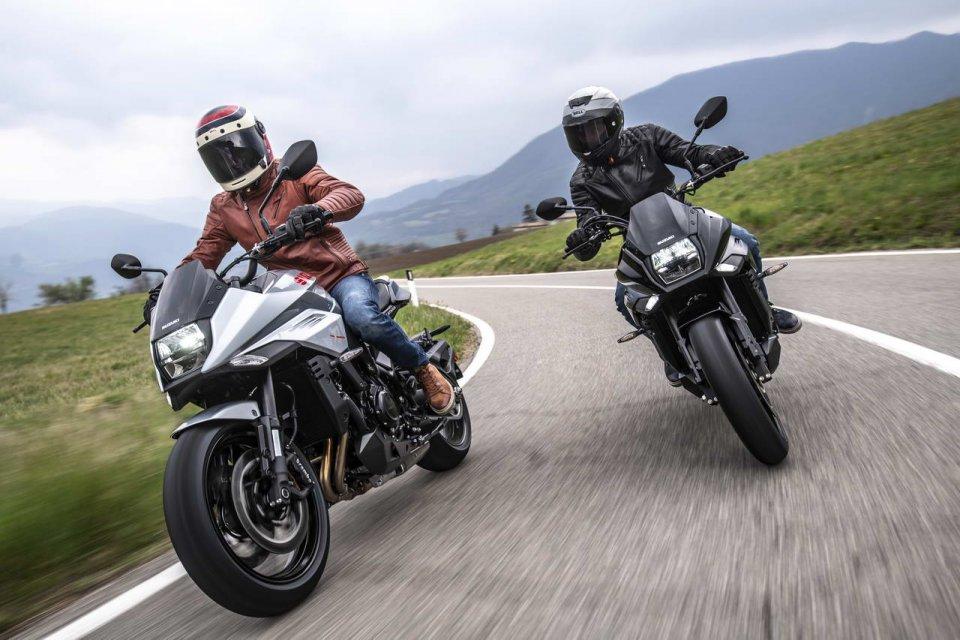 Moto - News: Suzuki Katana Tour e DemoRide Tour: altre 4 tappe in arrivo