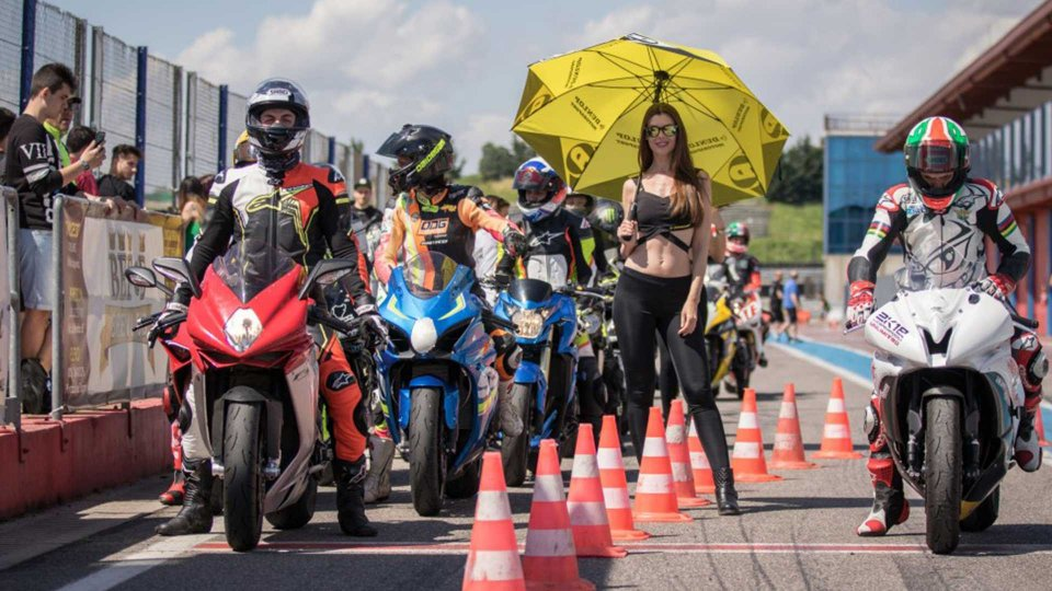 Moto - News: Dunlop Days 2019, si torna in pista partendo da Franciacorta