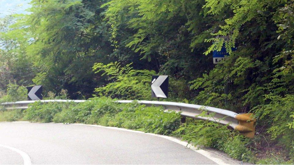 Moto - News: Sicurezza stradale: l'erba alta è il pericolo principale per i motociclisti