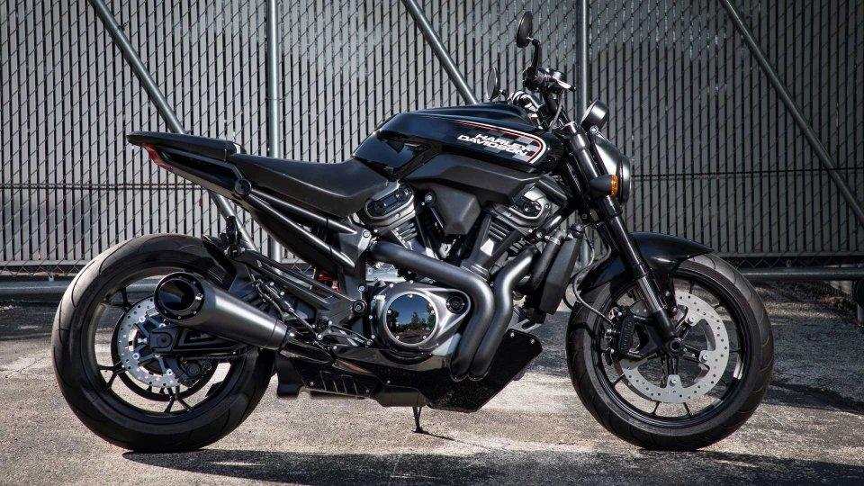 Moto - News: Harley-Davidson, in futuro arriverà la Bareknuckle
