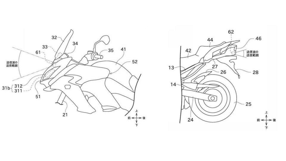 Moto - News: Kawasaki, un radar per evitare gli incidenti