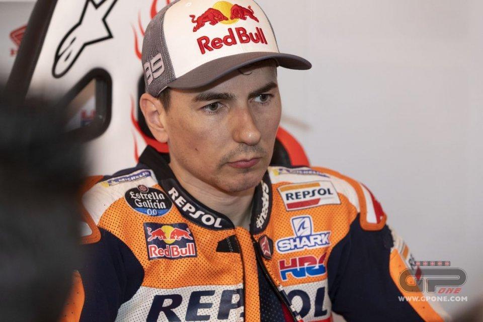 MotoGP: ULTIM'ORA. Lorenzo non parteciperà alle FP2 ad Assen