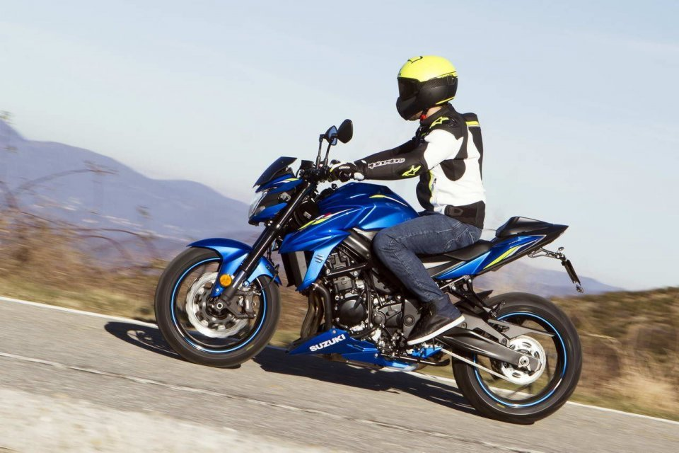 Moto - News: Suzuki Katana e DemoRide Tour: week-end di test ride