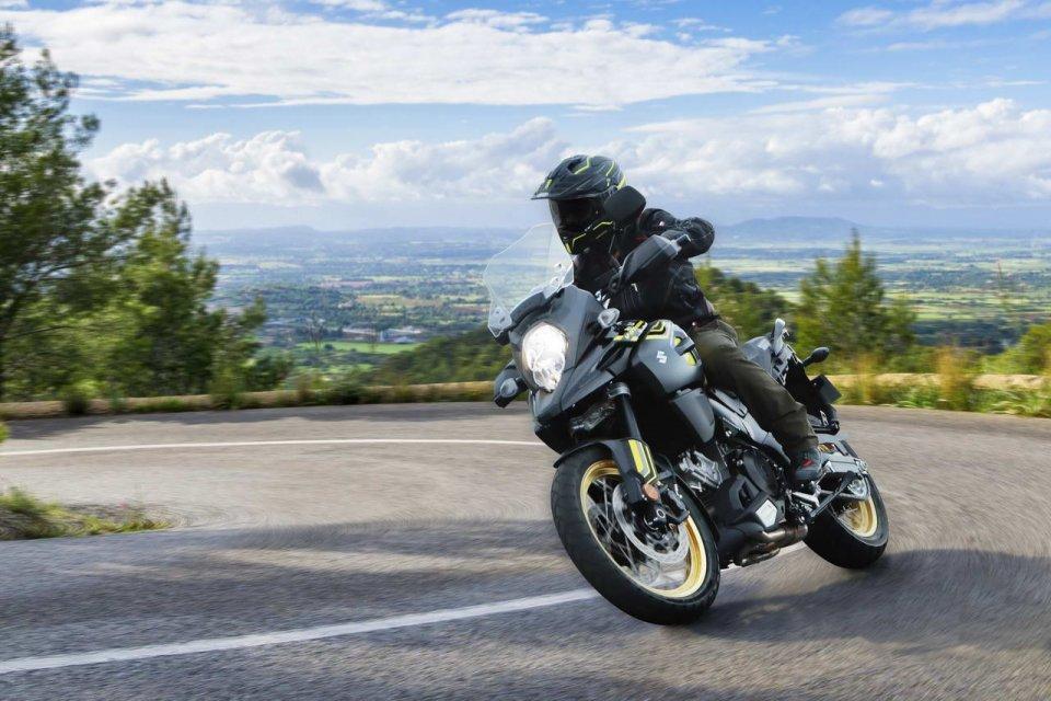Moto - News: Suzuki Katana e DemoRide Tour: l'ultimo week-end di test