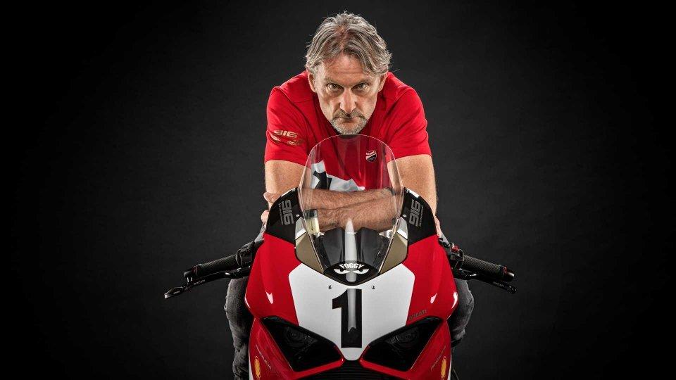 Moto - News: Ducati, una Panigale V4 speciale per i 25 anni della 916