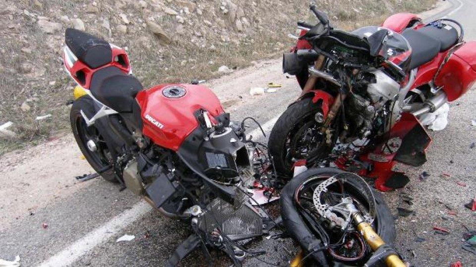 Moto - News: Incidenti in moto: è omicidio stradale se...