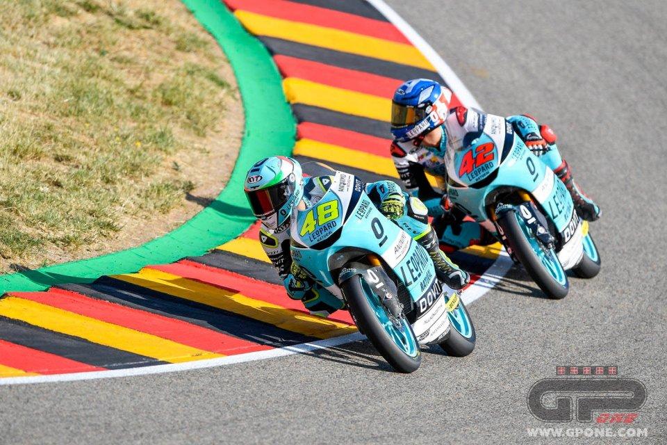 Moto3: Leopard Power: Dalla Porta vince ed è in testa al Mondiale