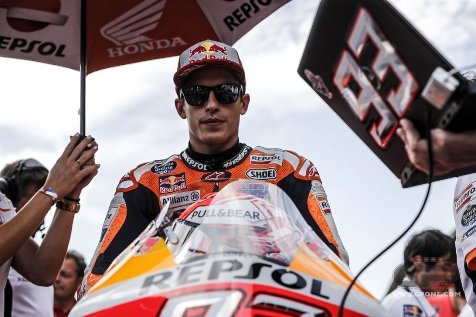 """MotoGP: Marquez: """"The holidays? I missed my bike and the team."""""""
