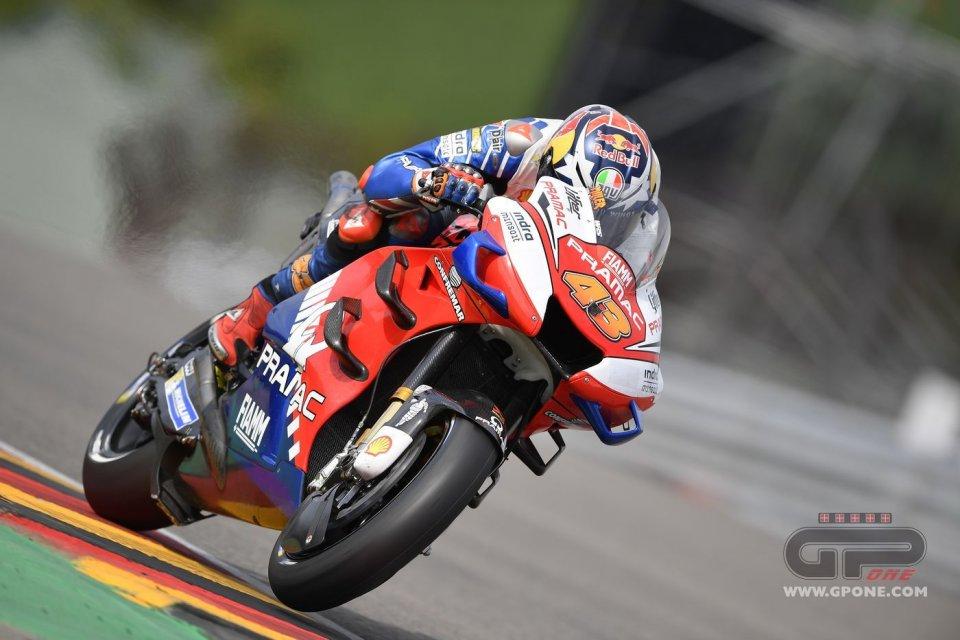 """MotoGP: Miller: """"Sapevo di avere potenziale con la Michelin dura"""""""