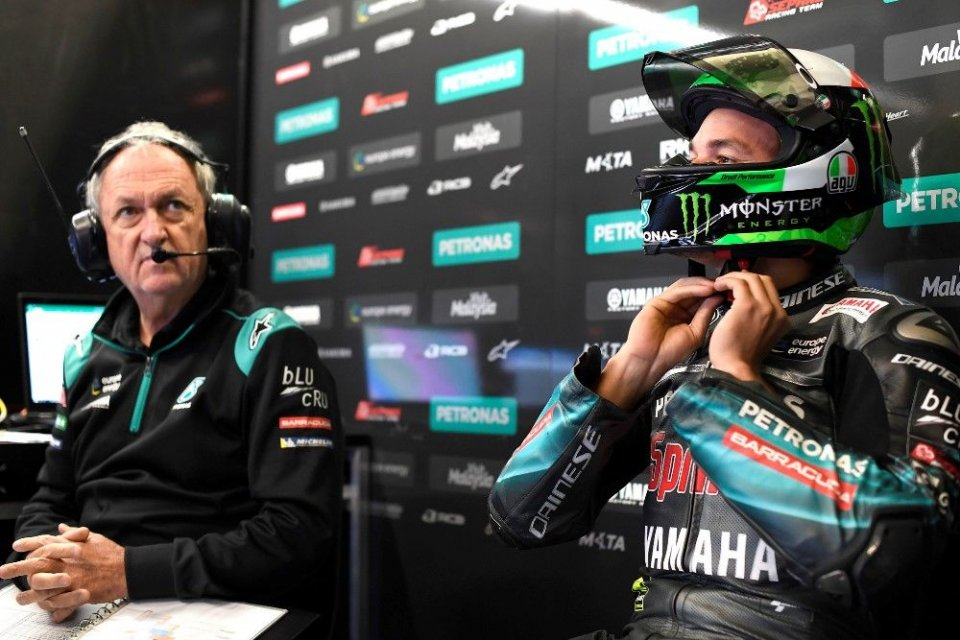 """MotoGP: Morbidelli: """"Ho fatto errori evitabili, sono veloce ma non consistente"""""""