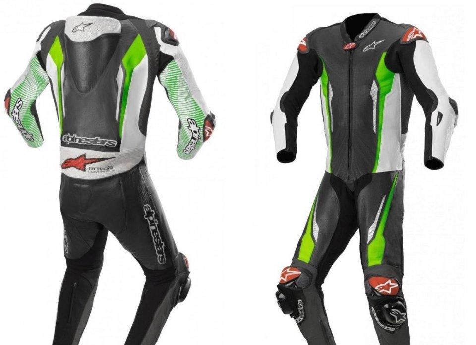 Moto - News: Alpinestars Racing Absolute: in pista come Marquez e Dovi