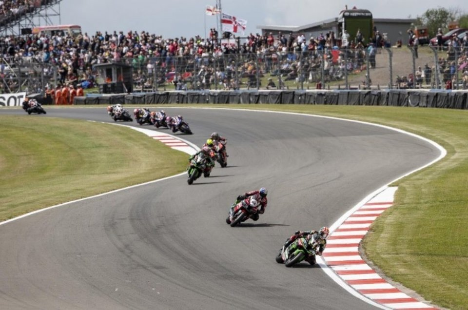 SBK: Su TV8 la Superbike batte gli ascolti della MotoGP