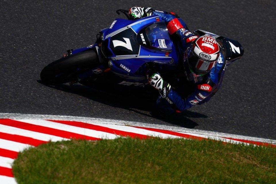 SBK: Suzuka 8 Hours: Canepa and Yamaha need a miracle for the World Championship