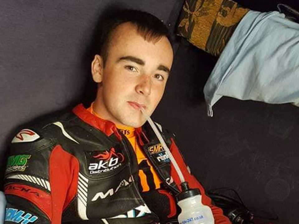 SBK: Aaron Clifford's condition improves but remains serious
