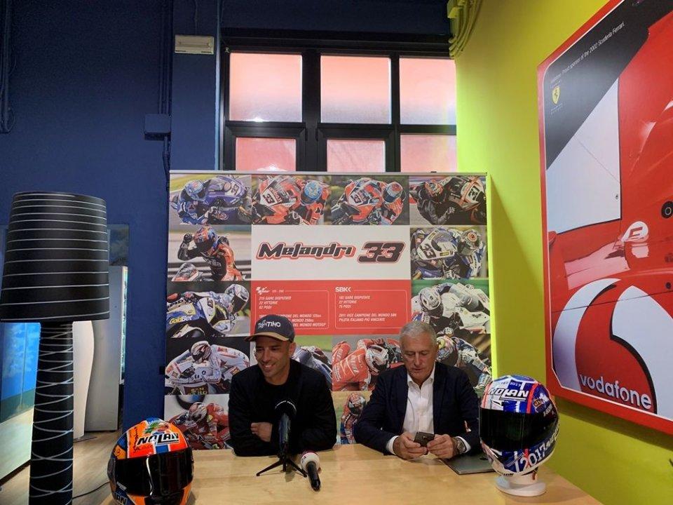 "SBK: Marco Melandri announces his retirement: ""All fairy tales come to an end"""