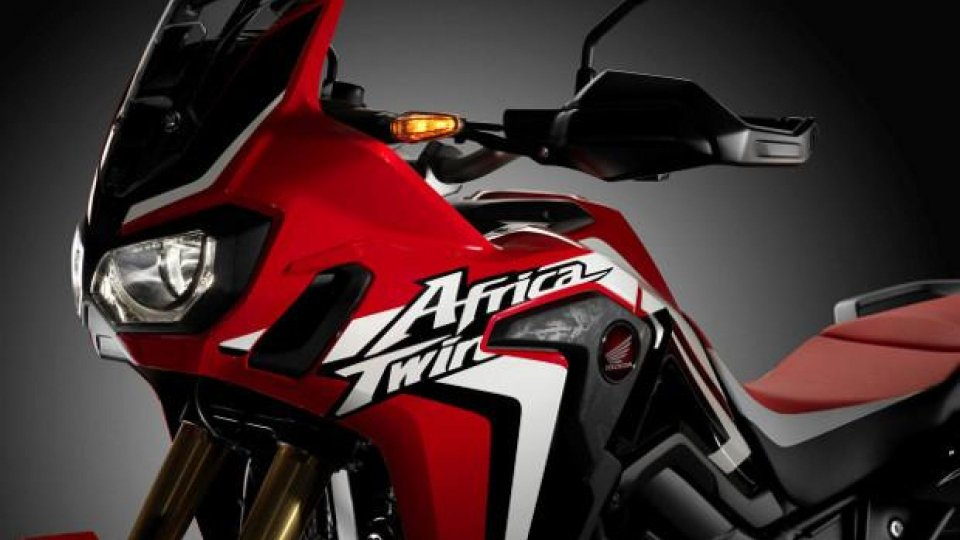 Moto - News: Honda True Adventure: un teaser per la nuova Africa Twin? [VIDEO]