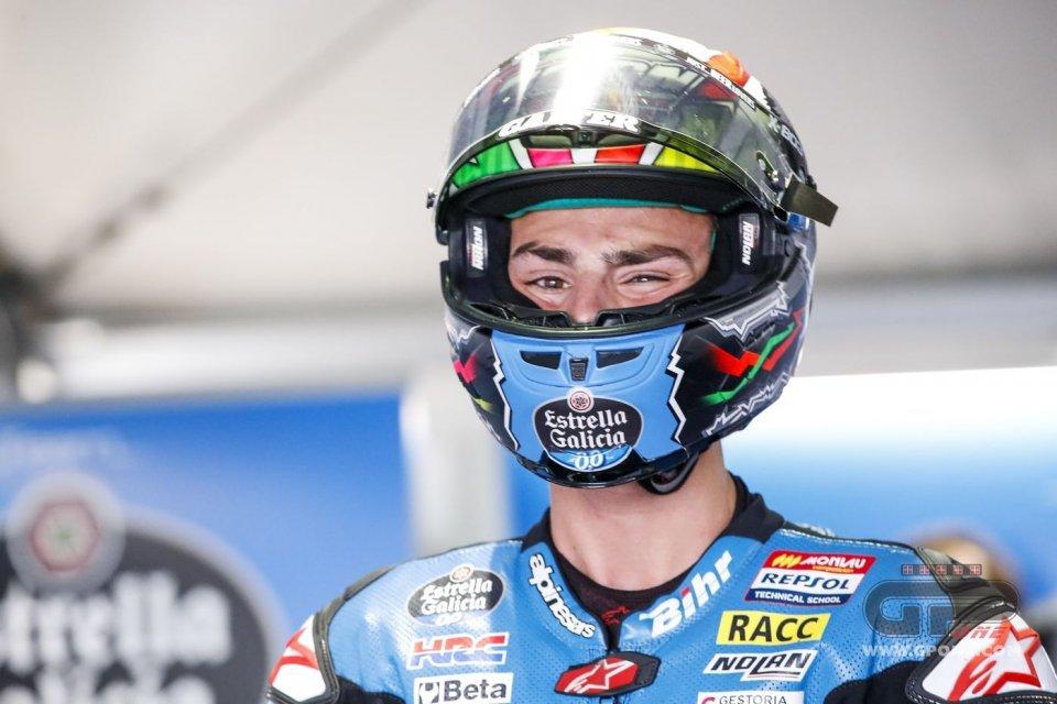 Moto3: Lopez in Austria will start from the pitlane: penalized for aggressive behavior