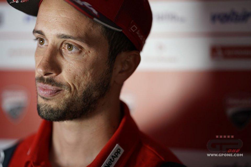 "MotoGP: Dovizioso: ""Lorenzo's possible return doesn't regard me"""