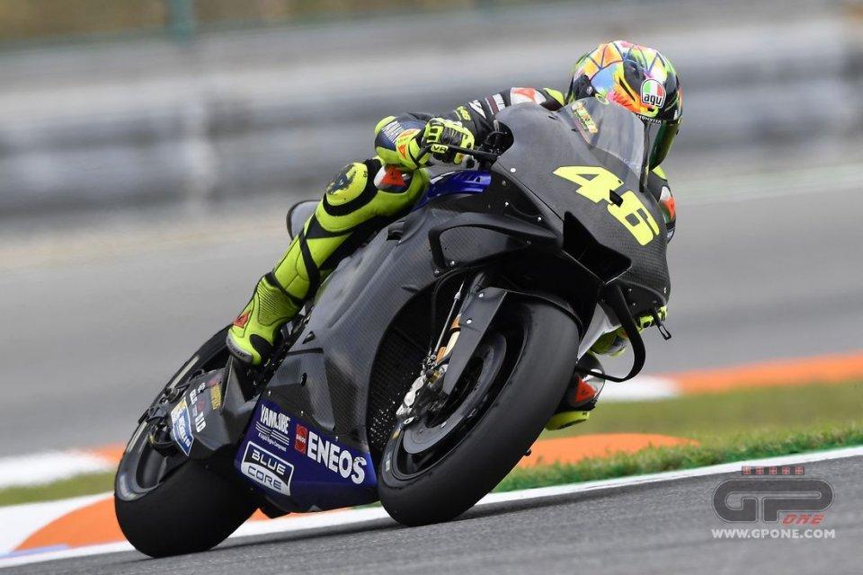 MotoGP: Yamaha: un'evoluzione per il motore 2020 nei test di Misano