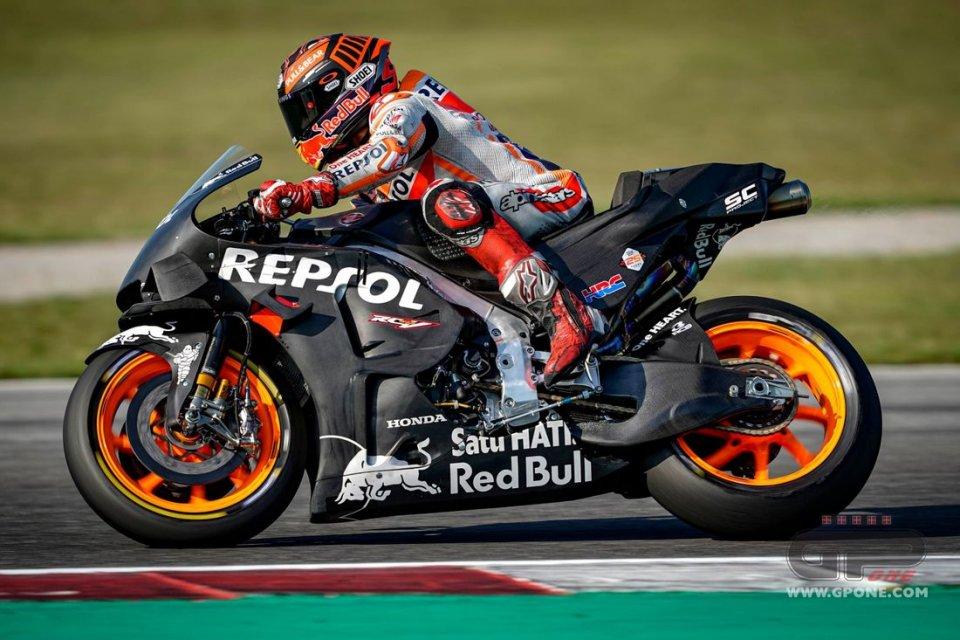 "MotoGP: Test 'Top Secret' per Marquez: ""siamo concentrati sul 2020"""