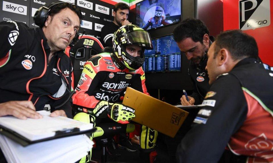 """MotoGP: Iannone: """"Il distacco da Marquez è grande ma non siamo al massimo"""""""