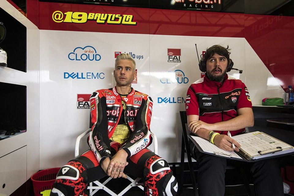 """SBK: Cecconi: """"Bautista has a contract since Misano, he just has to sign it"""""""