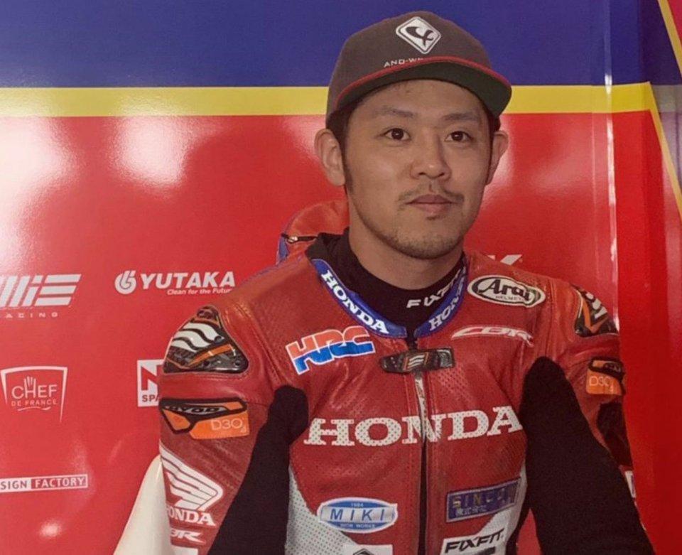 SBK: Takumi Takahashi to replace Leon Camier at Portimao