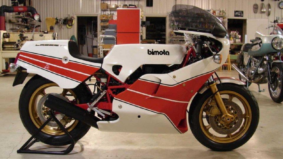 Moto - News: Mercato: Kawasaki acquista Bimota