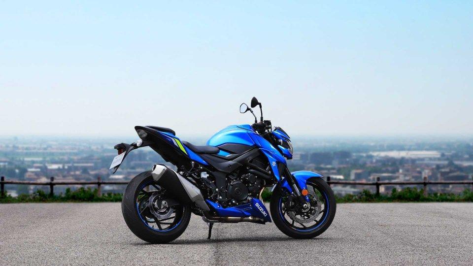Moto - News: Suzuki GSX-S750, a settembre una promozione da 700 euro