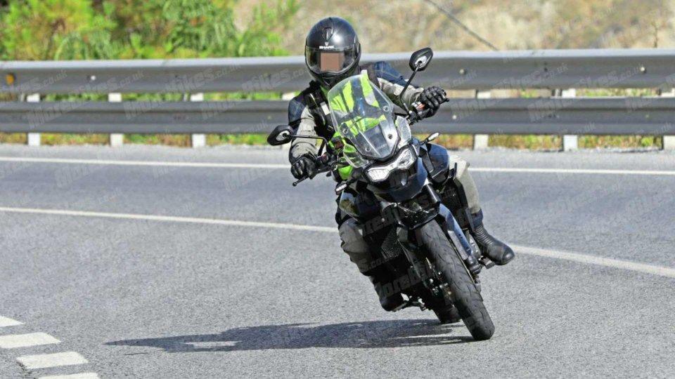 Moto - News: Triumph Tiger 2020: le prime immagini della XR