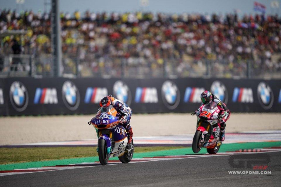 Moto2: Rigettato l'appello di Speed Up, la vittoria resta a Fernandez