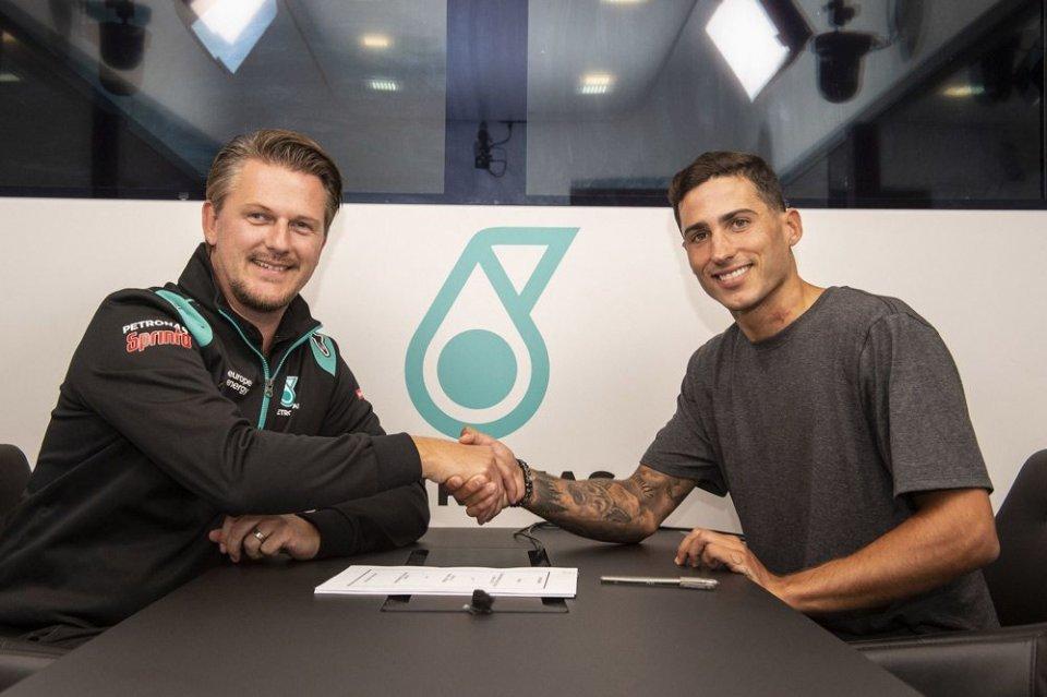Moto2: Il team Petronas raddoppia e ingaggia Vierge