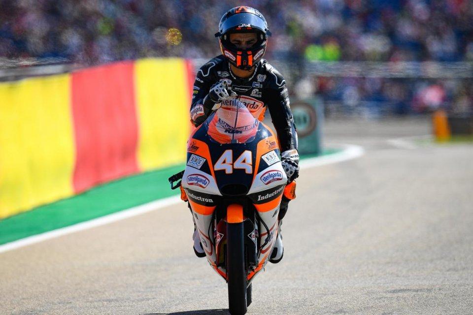 Moto3: Canet vince da padrone, podio per Foggia