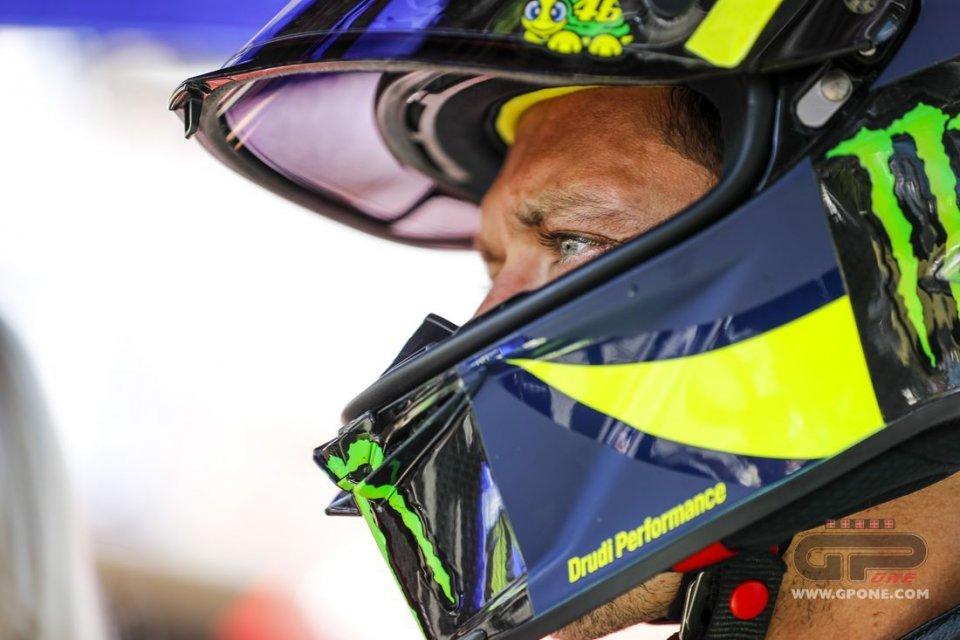 MotoGP: Rossi: I risultati del 2020 mi diranno se avrò la forza per continuare