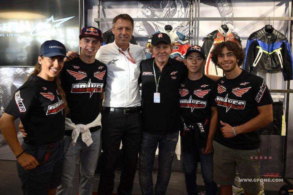 Moto - News: Il fascino delle gare nella collezione firmata Alpinestars e Diesel