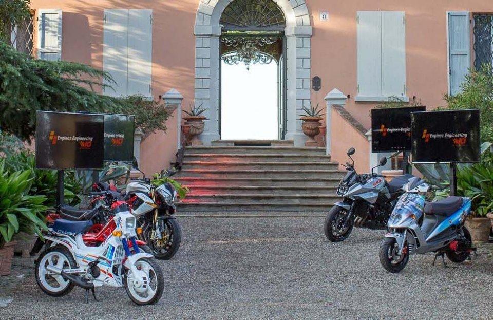 Moto - News: Engines Engineering compie 40 anni: un viaggio dal Fifty alla Katana