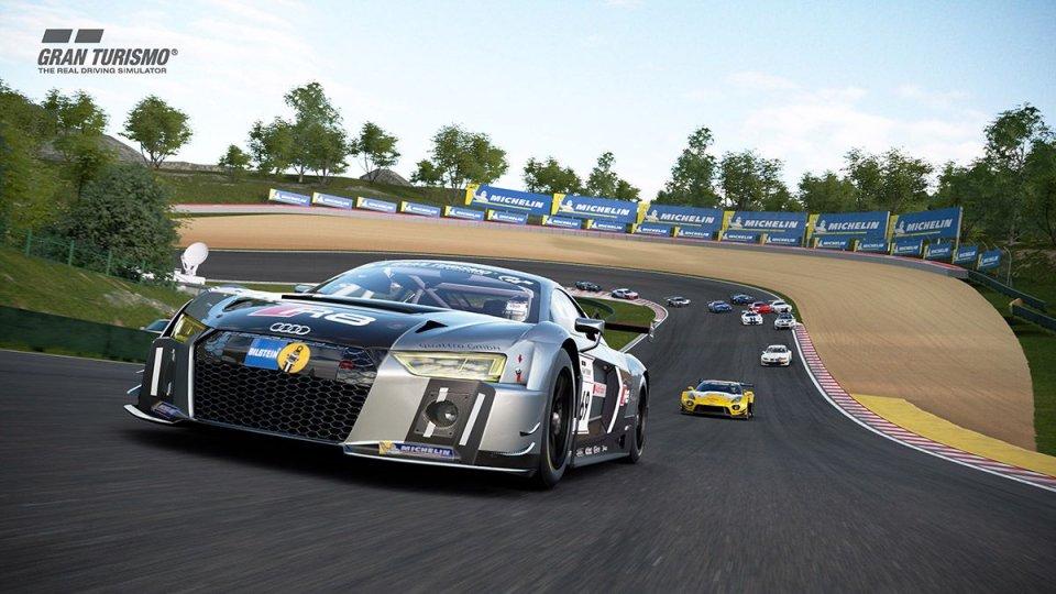Playtime - Games: Michelin punta sul virtuale: fornitore ufficiale di Gran Turismo Sport