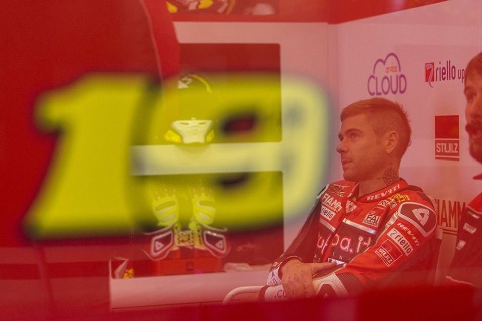 """SBK: Bautista: """"5th place? I had to learn the track during the race."""""""