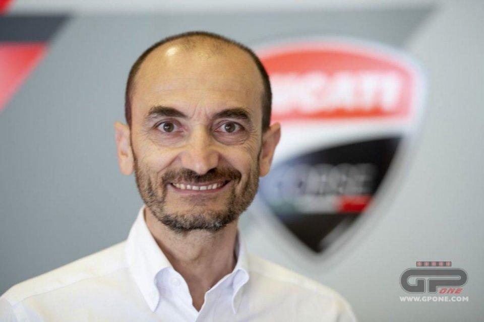 """SBK: Domenicali dimentica Bautista con Redding: """"Avrai tutto dalla Ducati"""""""