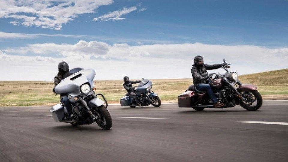 Moto - News: Harley-Davidson Open Day, i demo ride del weekend