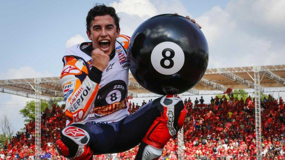 Moto - News: MotoGP, alti e bassi del mondiale finito in Thailandia