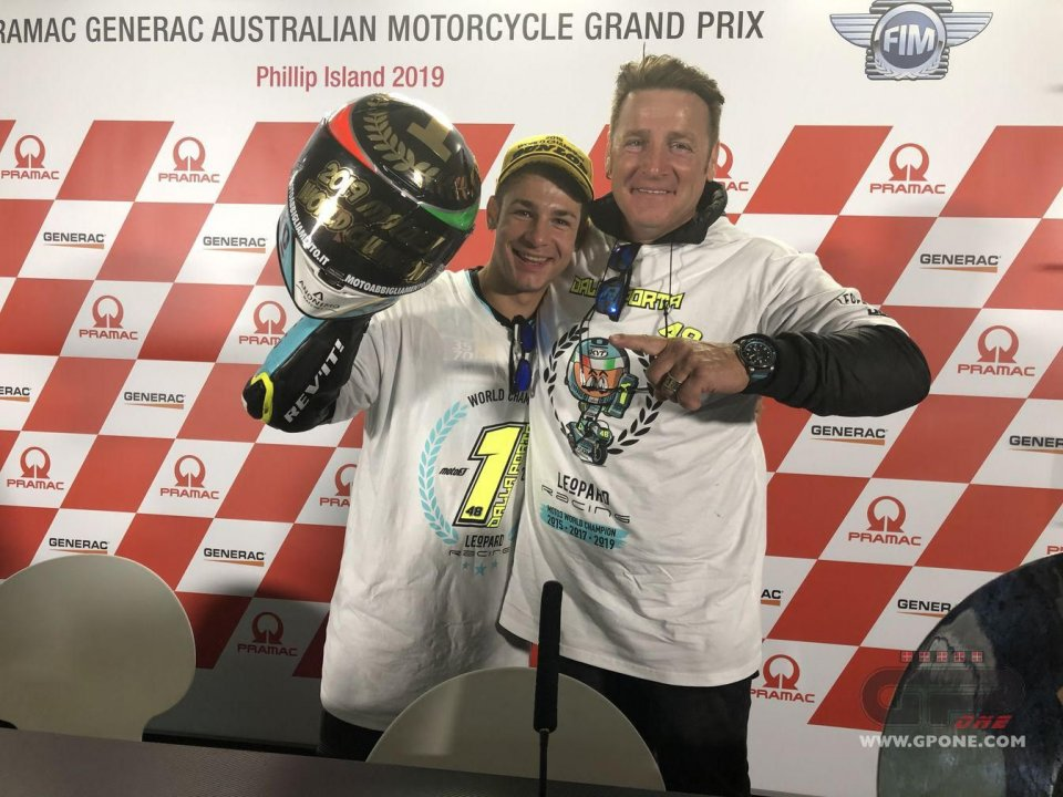 "Moto3: Dalla Porta's dad: ""when Lorenzo got his first bike he cried"""