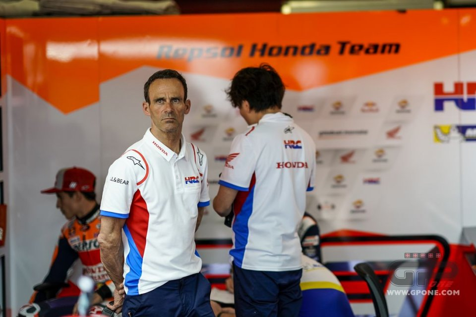 """MotoGP: Puig: """"Marquez sta bene, nessuna frattura e sarà regolarmente in FP2"""""""