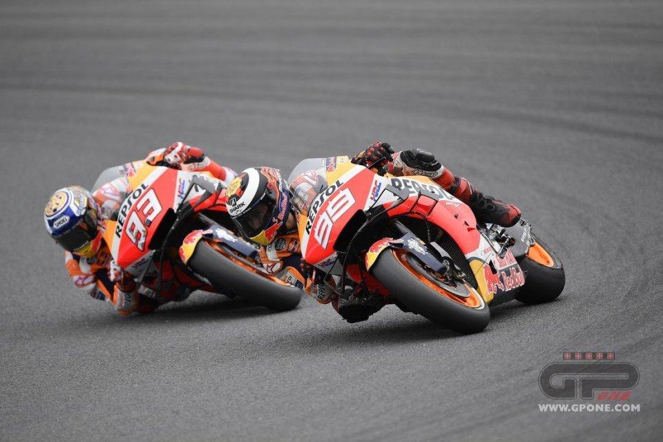 """MotoGP: Marquez: """"Ho detto a Lorenzo che l'anima della moto non cambierà"""""""