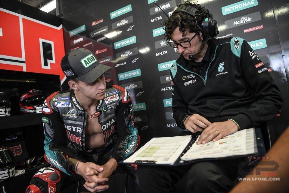 """MotoGP: Gubellini: """"Quartararo è esploso in MotoGP, come Stoner"""""""